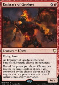 Emissary of Grudges -