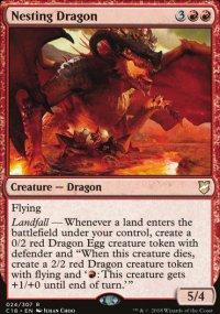 Nesting Dragon -