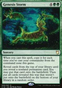 Genesis Storm -