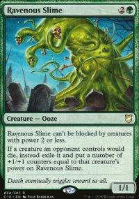 Ravenous Slime -