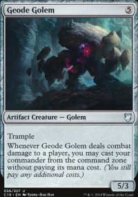 Geode Golem -