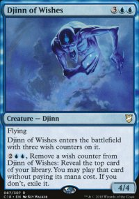 Djinn of Wishes -