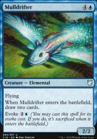 Mulldrifter -