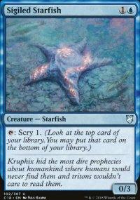 Sigiled Starfish -