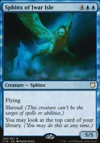 Sphinx of Jwar Isle -