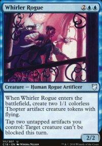 Whirler Rogue -