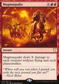 Magmaquake -