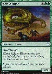 Acidic Slime -