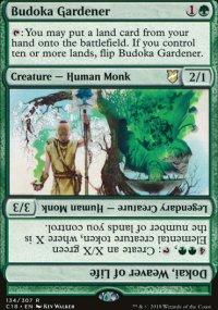 Budoka Gardener -