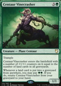 Centaur Vinecrasher -