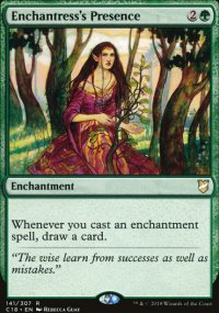 Enchantress's Presence -