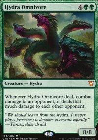 Hydra Omnivore -