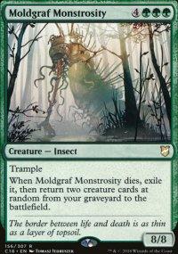 Moldgraf Monstrosity -
