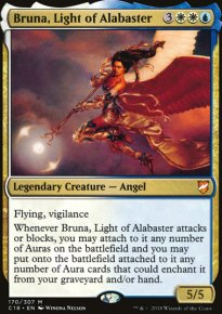 Bruna, Light of Alabaster -