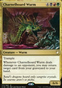 Charnelhoard Wurm -