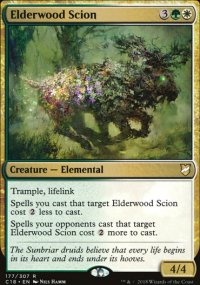 Elderwood Scion -