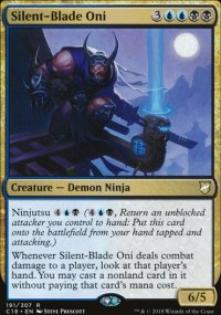 Silent-Blade Oni -