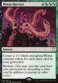 Worm Harvest -