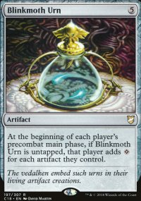 Blinkmoth Urn -