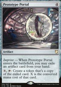 Prototype Portal -