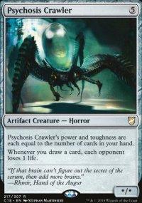 Psychosis Crawler -