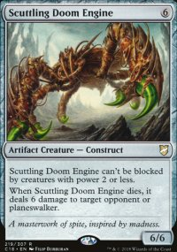 Scuttling Doom Engine -