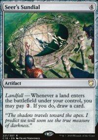 Seer's Sundial -