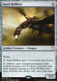 Steel Hellkite -
