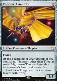 Thopter Assembly -