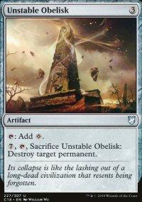 Unstable Obelisk -