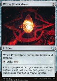 Worn Powerstone -