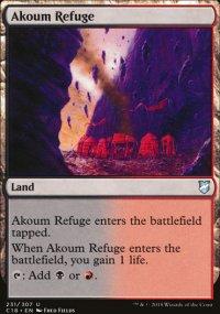 Akoum Refuge -