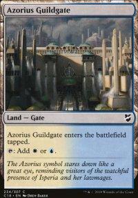 Azorius Guildgate -