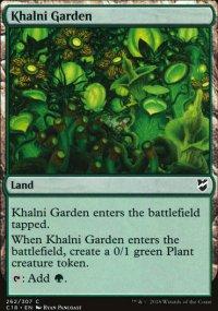 Khalni Garden -