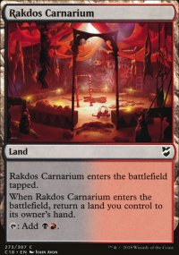 Rakdos Carnarium -