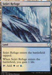Sejiri Refuge -