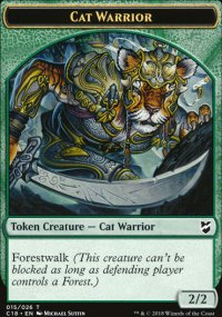 Cat Warrior -