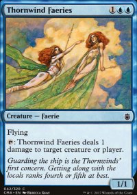 Thornwind Faeries - Commander Anthology