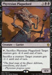 Phyrexian Plaguelord - Commander Anthology