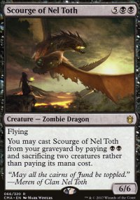 Scourge of Nel Toth - Commander Anthology
