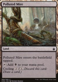 Polluted Mire - Commander Anthology