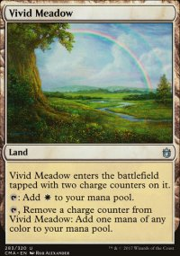 Vivid Meadow - Commander Anthology