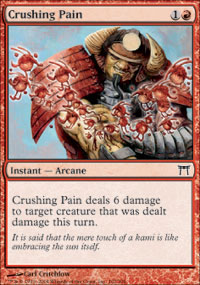 Crushing Pain - Champions of Kamigawa