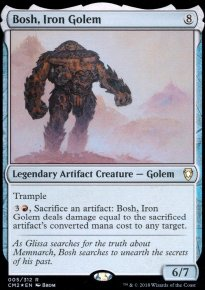 Bosh, Iron Golem - Commander Anthology Volume II