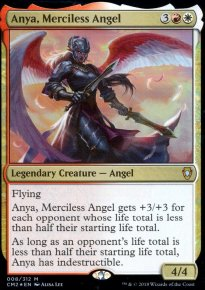 Anya, Merciless Angel - Commander Anthology Volume II