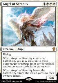 Angel of Serenity - Commander Anthology Volume II