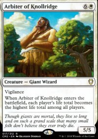 Arbiter of Knollridge - Commander Anthology Volume II