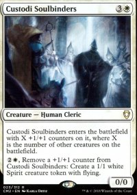 Custodi Soulbinders - Commander Anthology Volume II
