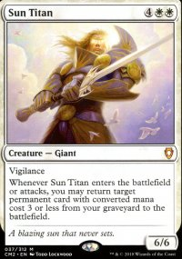 Sun Titan - Commander Anthology Volume II