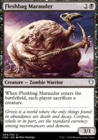 Fleshbag Marauder - Commander Anthology Volume II